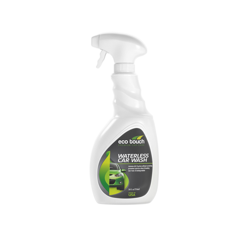 Eco touch bevandenis plovimas Ecotouch waterless 500ml