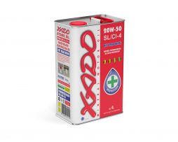 XADO alyva Atomic Oil 20W-50 SL/CI-4 Hot Road Drive 4 litrai