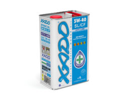 XADO alyva Atomic Oil 5W-40 SL/CF City Line 4 litrai