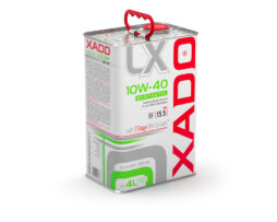 XADO alyva Luxury Drive 10W-40 Synthetic 4 litrai