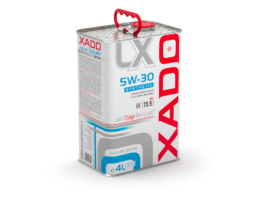 XADO alyva Luxury Drive 5W-30 Synthetic 4 litrai